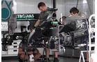 Mercedes - Formel 1 - GP Malaysia - 21. März 2013