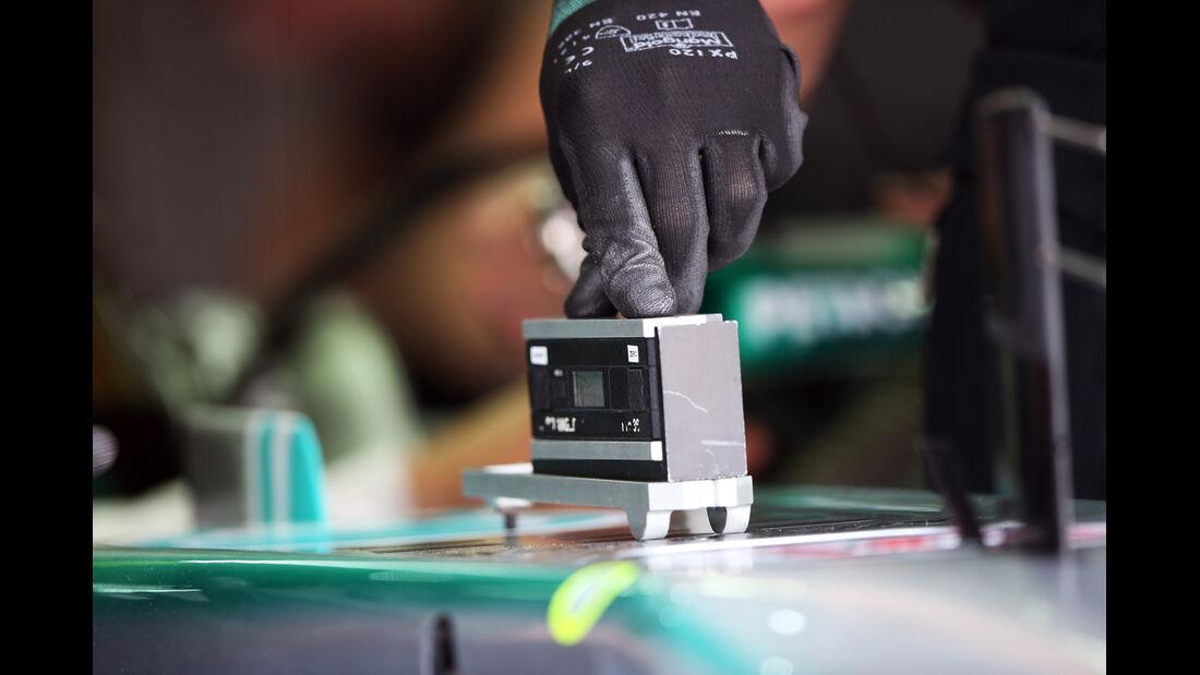 Mercedes - Formel 1 - GP Malaysia - 22. März 2013