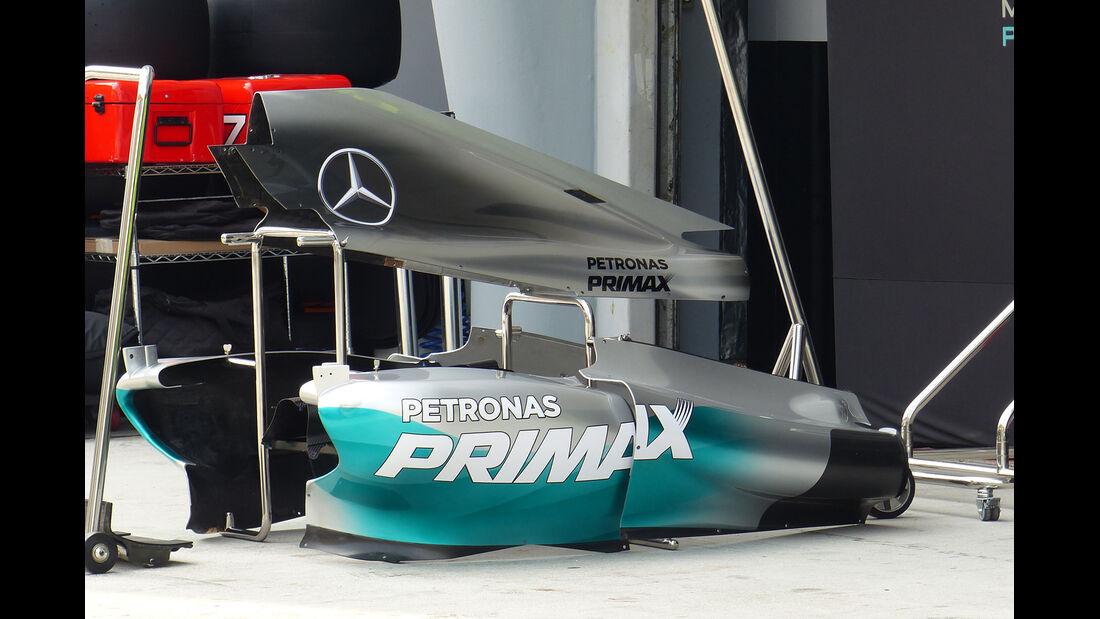 Mercedes - Formel 1 - GP Malaysia - 26. März 2014