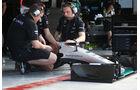 Mercedes - Formel 1 - GP Malaysia - 28. März 2015