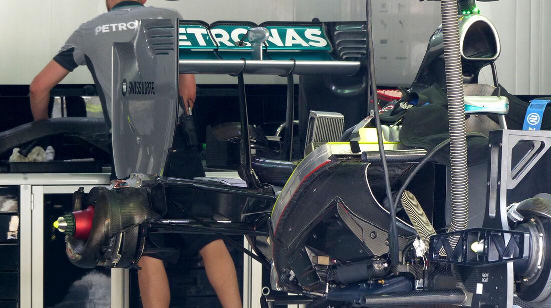 Mercedes - Formel 1 - GP Malaysia - Sepang - 27. März 2014