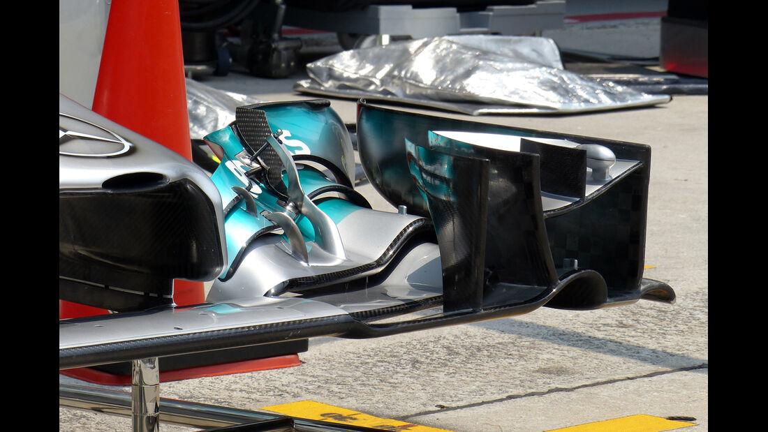 Mercedes - Formel 1 - GP Malaysia - Sepang - 28. März 2014