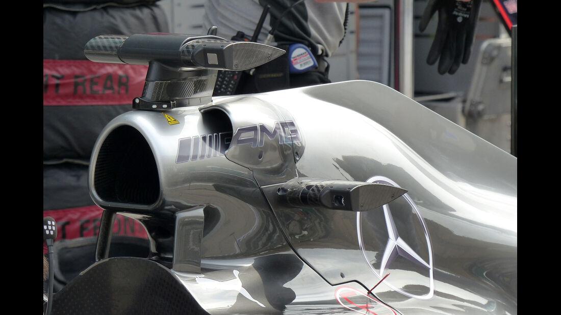Mercedes - Formel 1 - GP Malaysia - Sepang - 29. März 2014