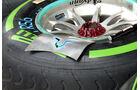 Mercedes - Formel 1 - GP Mexico - 29. Oktober 2015