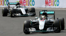 Mercedes - Formel 1 - GP Mexiko 2016