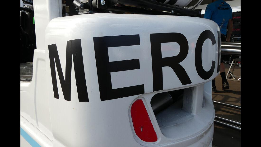 Mercedes - Formel 1 - GP Mexiko - 24. Oktober 2018