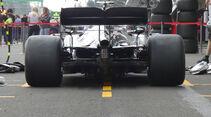 Mercedes - Formel 1 - GP Mexiko - 24. Oktober 2019