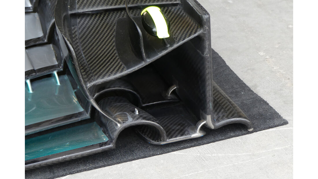 Mercedes - Formel 1 - GP Mexiko - 28. Oktober 2016