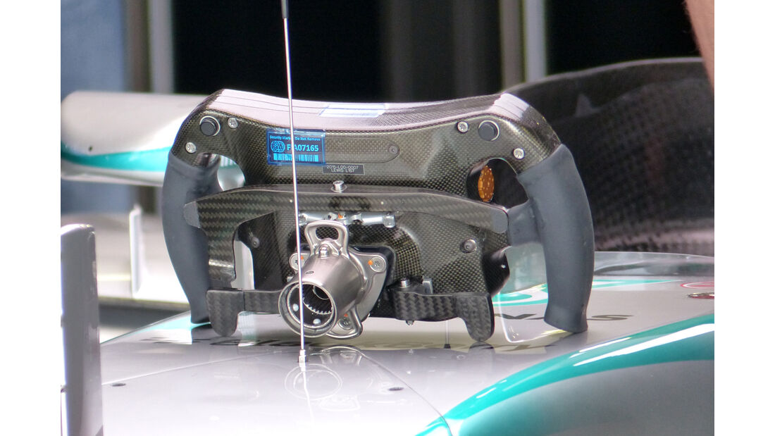 Mercedes - Formel 1 - GP Mexiko - 30. Oktober 2015