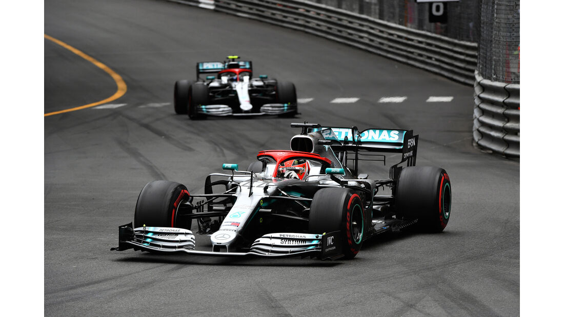 Mercedes - Formel 1 - GP Monaco 2019