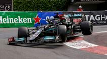 Mercedes - Formel 1 - GP Monaco - 2021