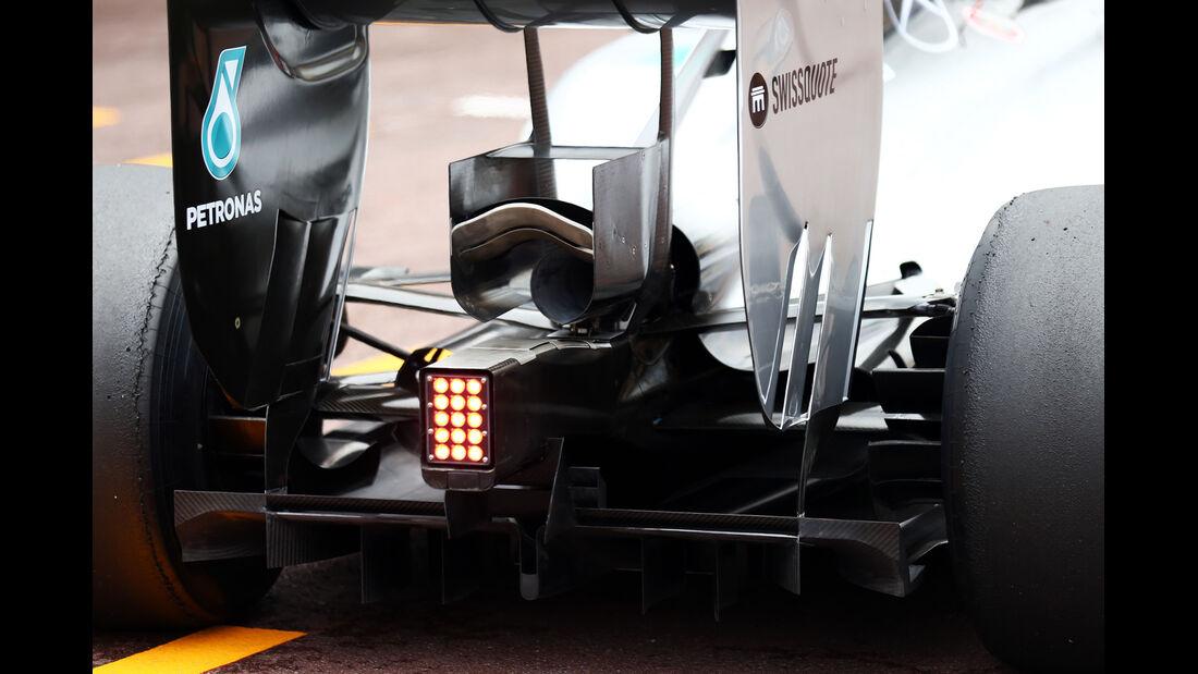 Mercedes - Formel 1 - GP Monaco - 22. Mai 2014