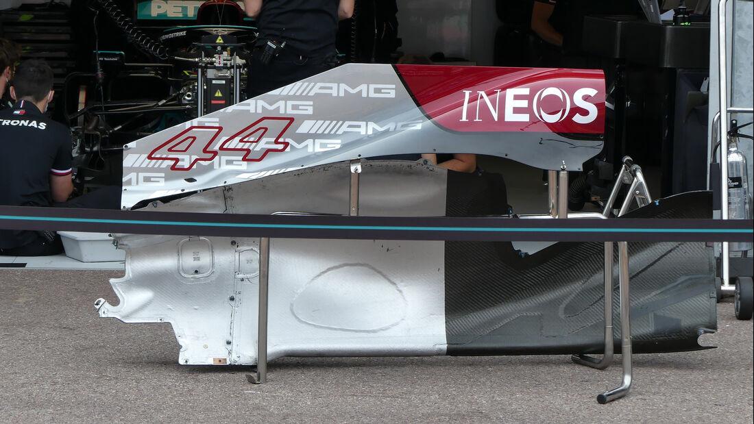 Mercedes - Formel 1 - GP Monaco - 22. Mai 2021