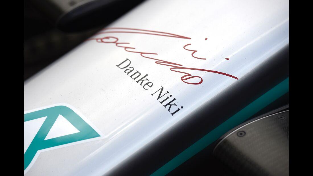 Mercedes - Formel 1 - GP Monaco - 23. Mai 2019