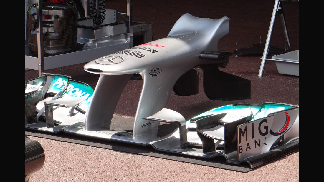 Mercedes - Formel 1 - GP Monaco - 24. Mai 2012