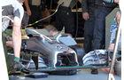 Mercedes - Formel 1 - GP Monaco - 24. Mai 2014