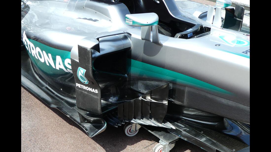 Mercedes - Formel 1 - GP Monaco - 25. Mai 2016