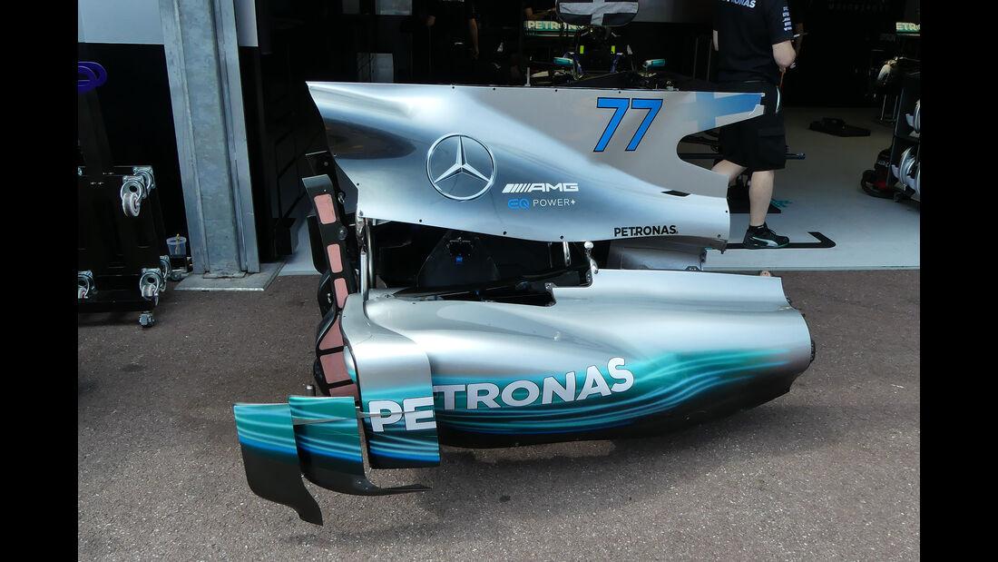 Mercedes - Formel 1 - GP Monaco - 26. Mai 2017
