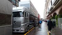 Mercedes - Formel 1 - GP Monaco - Mittwoch - 22.5.2018