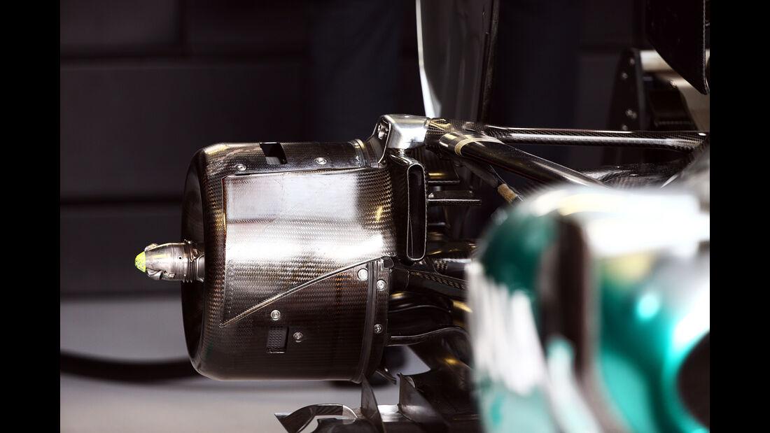 Mercedes - Formel 1 - GP Monaco - Samstag - 23. Mai 2015