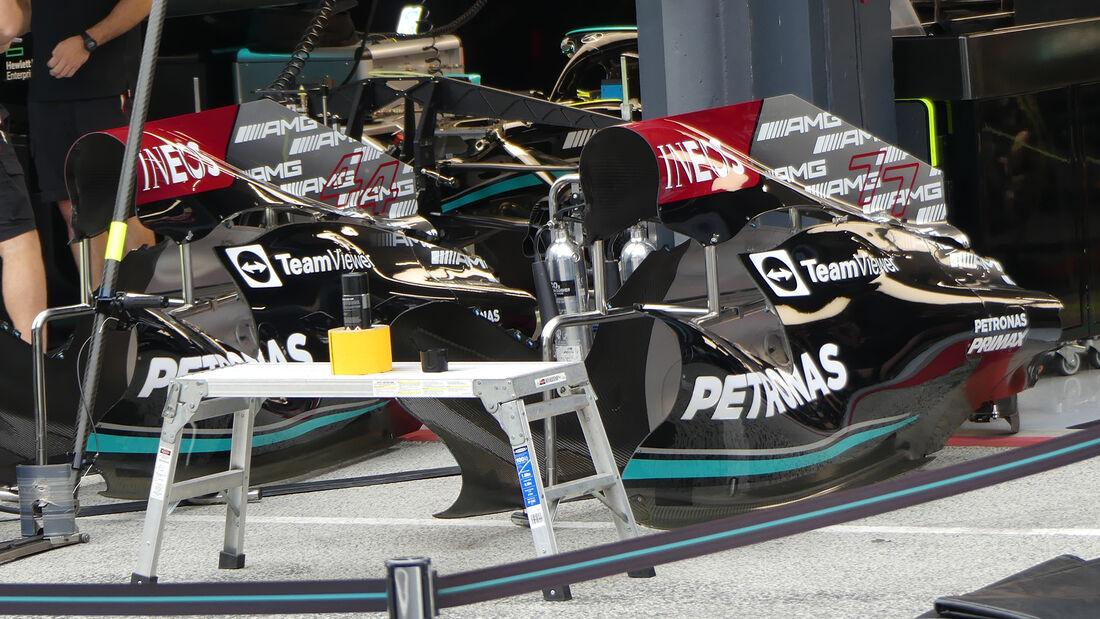 Mercedes - Formel 1 - GP Niederlande - Zandvoort - 2. September 2021
