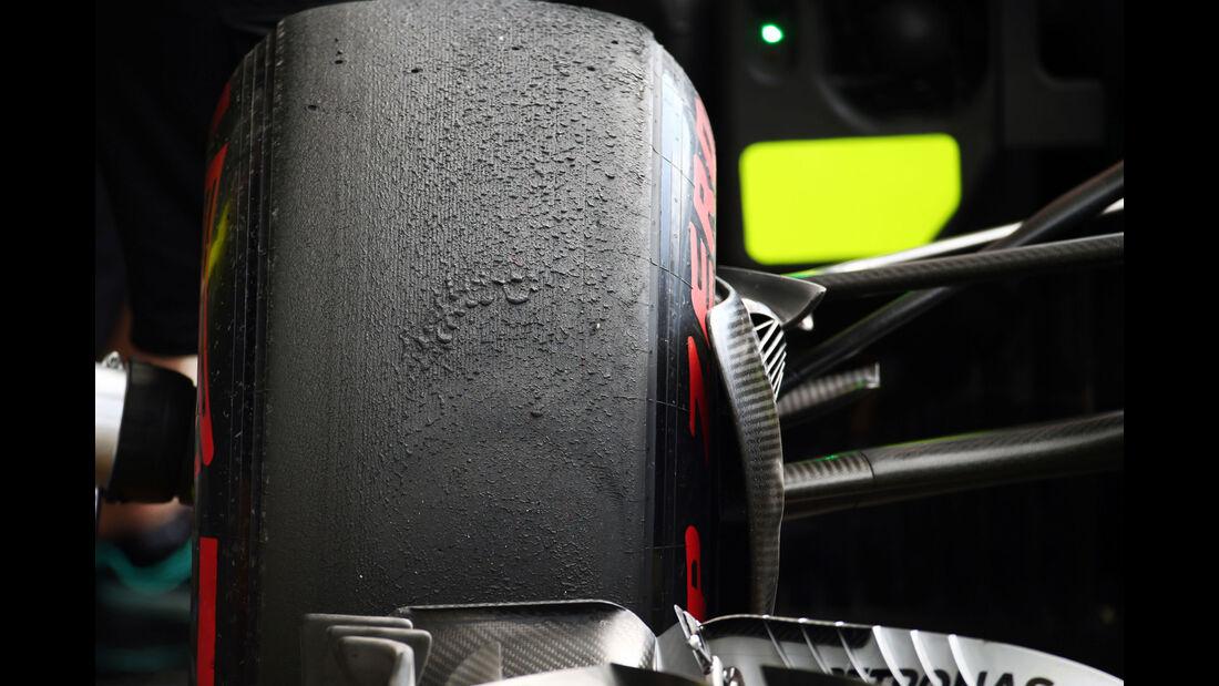 Mercedes  - Formel 1 - GP Österreich - 1. Juli 2016