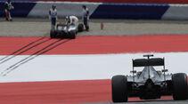 Mercedes - Formel 1 -  GP Österreich 2015