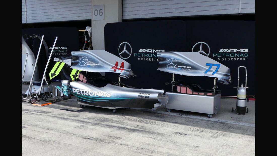 Mercedes - Formel 1 - GP Österreich - 27. Juni 2018