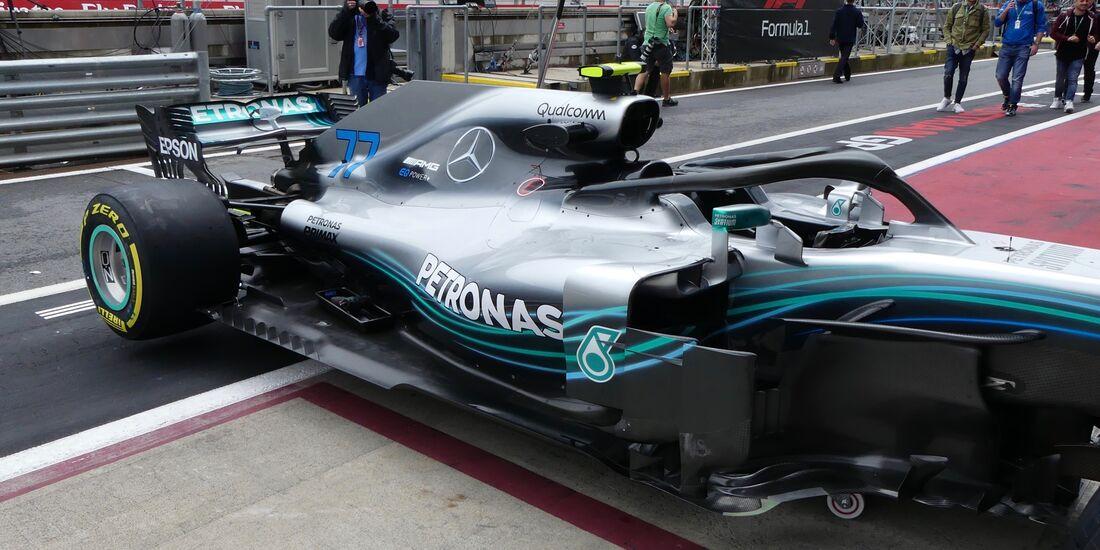 Mercedes - Formel 1 - GP Österreich - 28. Juni 2018