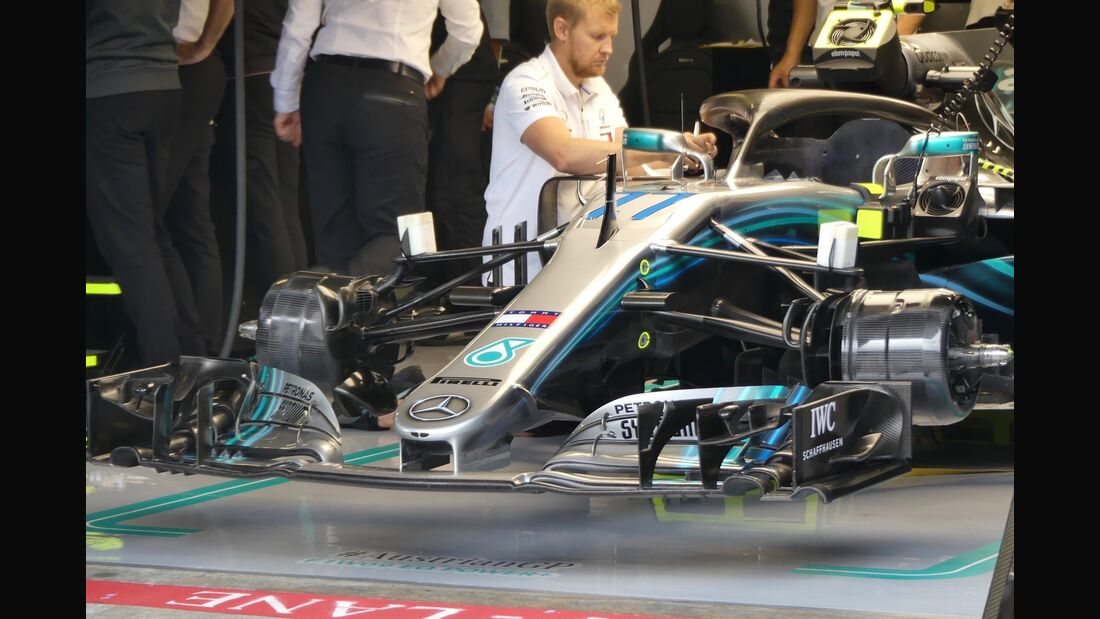 Mercedes - Formel 1 - GP Österreich - 29. Juni 2018