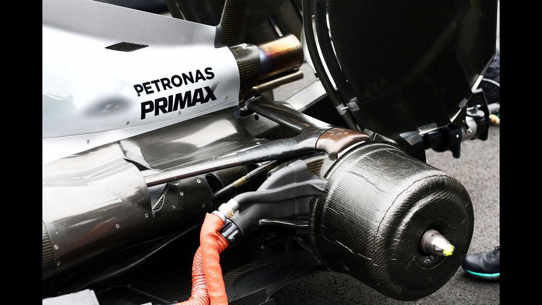 Mercedes - Formel 1 - GP Österreich - 3. Juli 2016