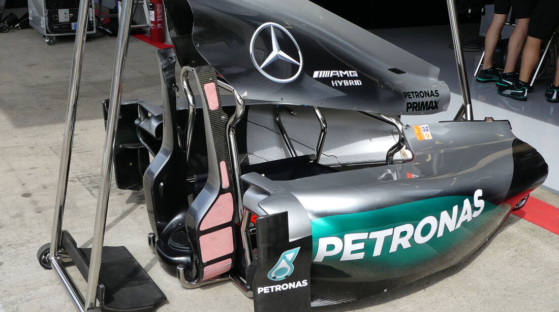 Mercedes - Formel 1 - GP Österreich - 30. Juni 2016