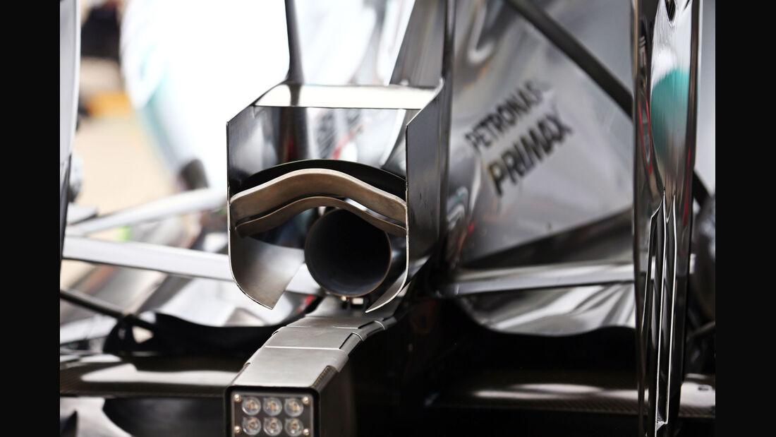 Mercedes - Formel 1 - GP Österreich - Spielberg - 20. Juni 2014