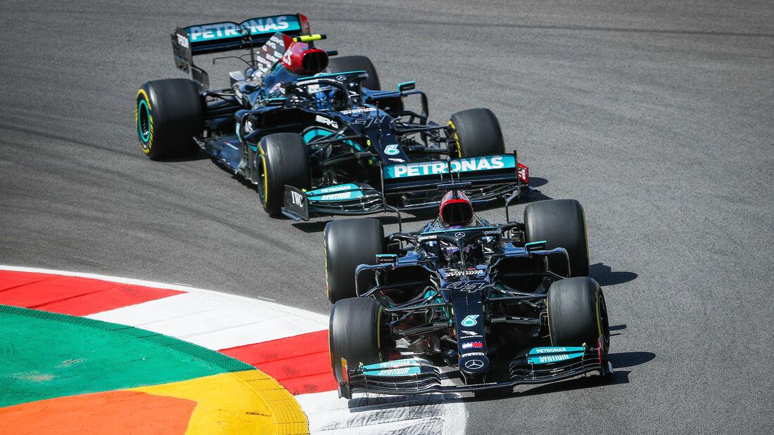 Mercedes - Formel 1 - GP Portugal 2021