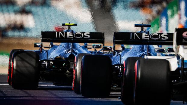 Mercedes - Formel 1 - GP Portugal - Portimao - 24. Oktober 2020
