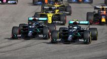 Mercedes - Formel 1 - GP Russland 2020