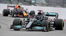 Mercedes - Formel 1 - GP Russland 2021
