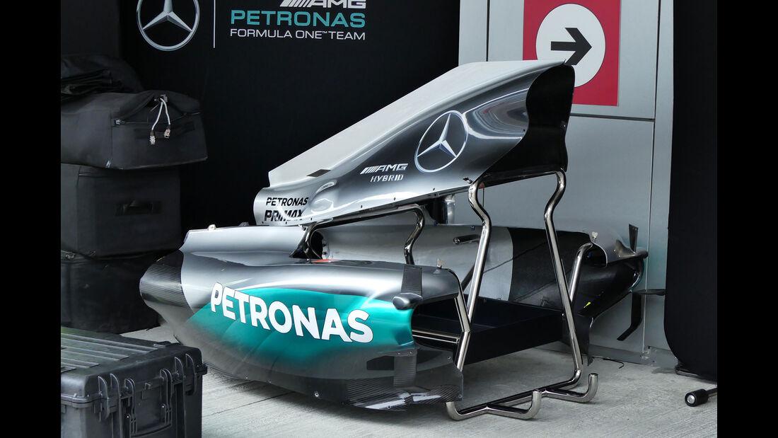 Mercedes  - Formel 1 - GP Russland - 27. April 2016