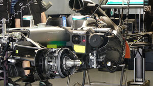 Mercedes - Formel 1 - GP Russland - 29. April 2016