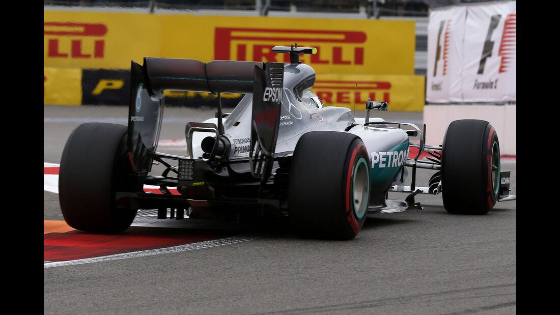 Mercedes - Formel 1 - GP Russland - 30. April 2016
