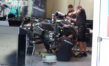 Mercedes - Formel 1 - GP Russland - Sochi - Donnerstag - 8.10.2015