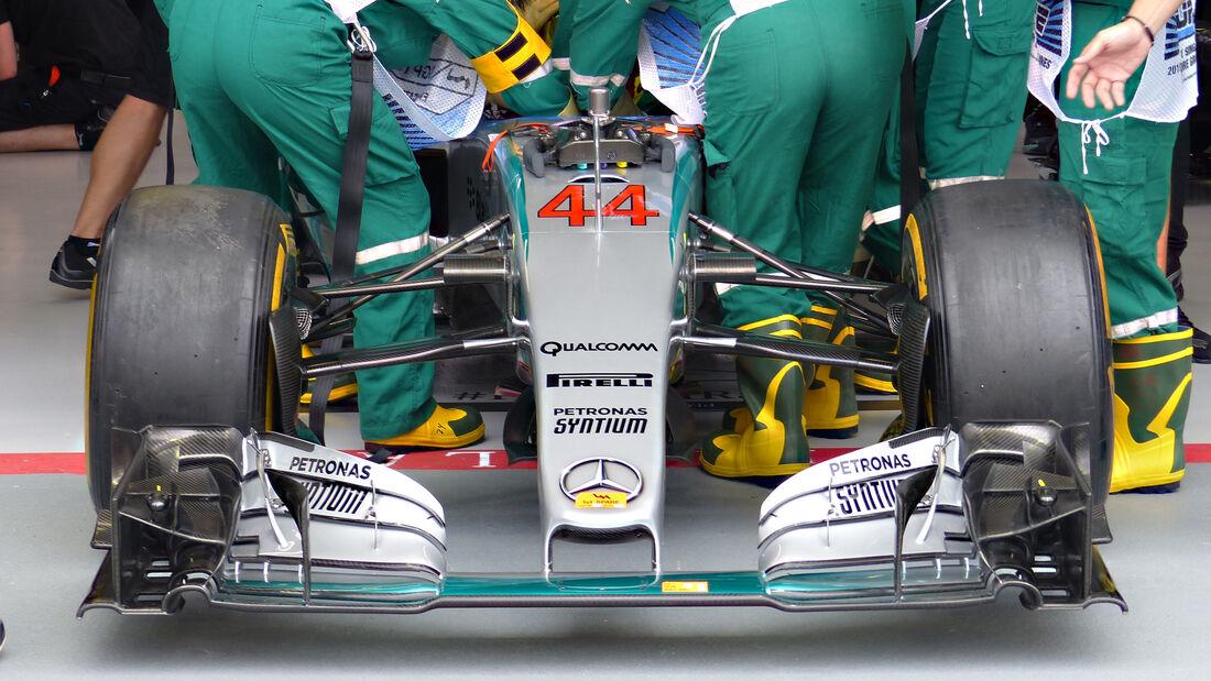 Mercedes - Formel 1 - GP Singapur - 17. September 2015