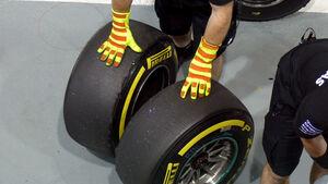 Mercedes - Formel 1 - GP Singapur - 18. September 2015