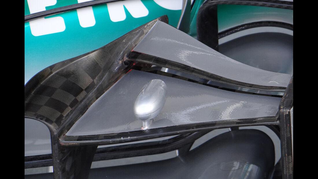 Mercedes - Formel 1 - GP Singapur - 19. September 2013