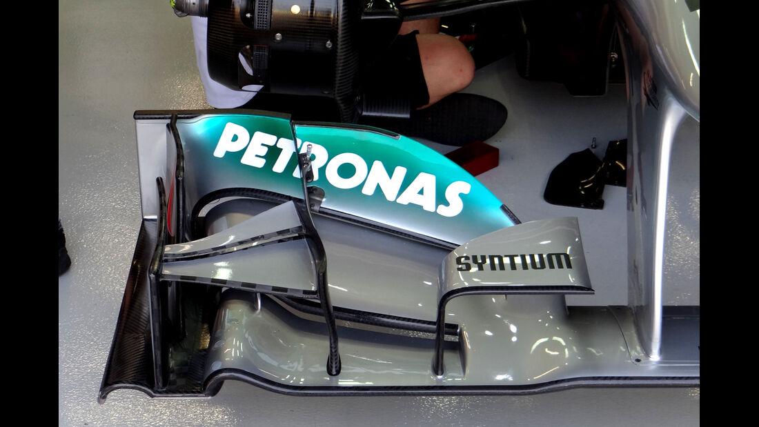 Mercedes - Formel 1 - GP Singapur - 22. September 2012