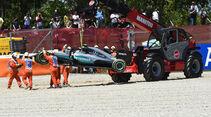 Mercedes - Formel 1 - GP Spanien 2016