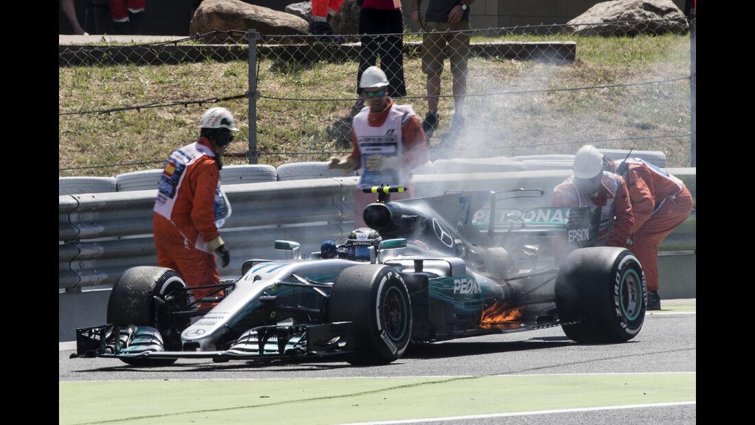 Mercedes - Formel 1 - GP Spanien 2017