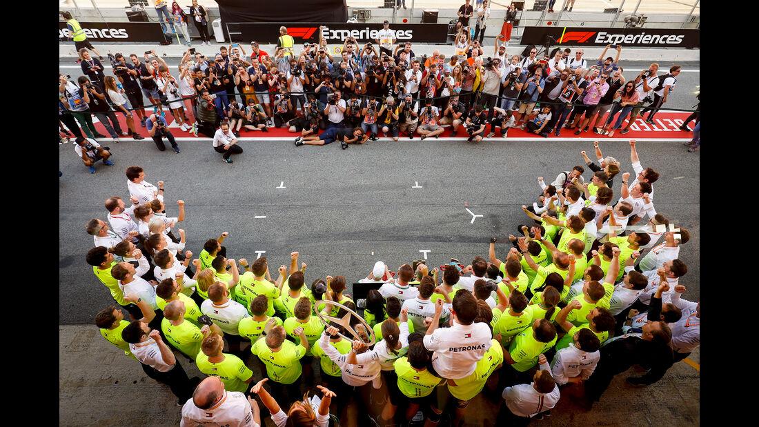Mercedes - Formel 1 - GP Spanien 2019