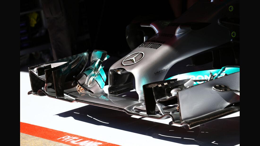 Mercedes - Formel 1 - GP Spanien - Barcelona - 9. Mai 2014