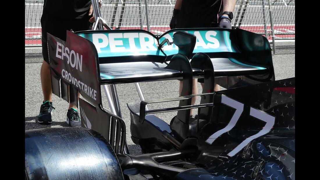 Mercedes - Formel 1 - GP Spanien - Barcelona - 9. Mai 2019